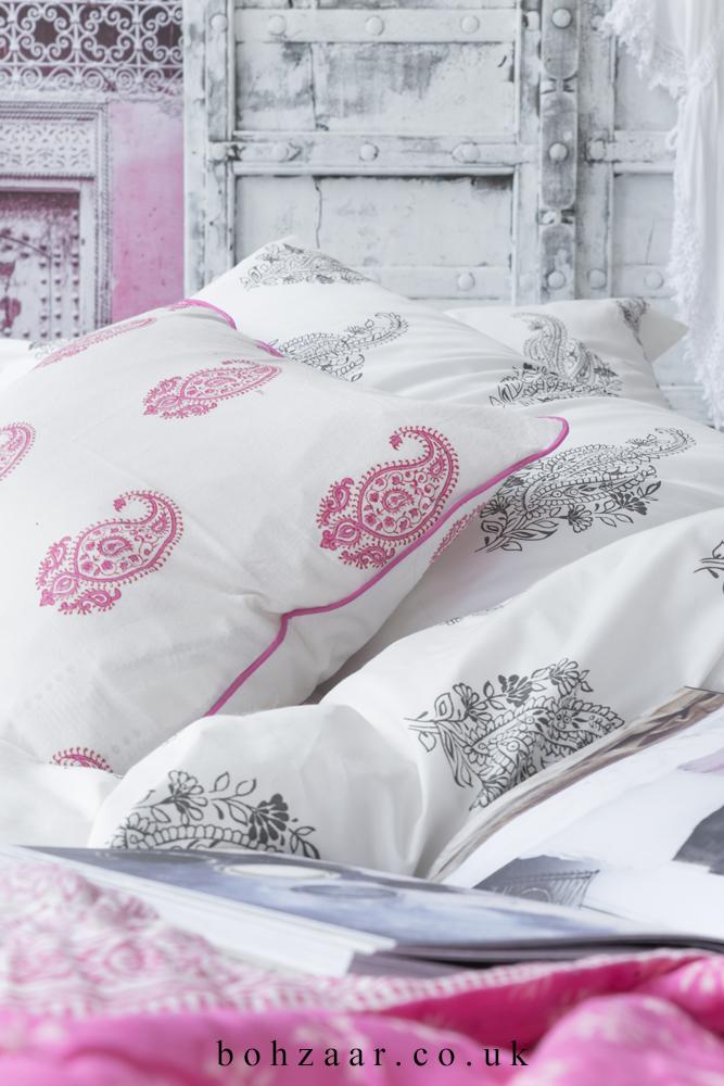 Sundara Bed linen by Bohzaar