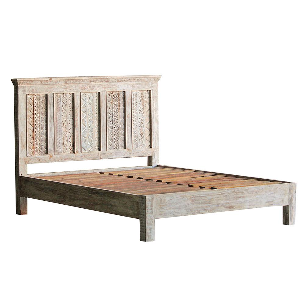 Barker & Stonehouse Whiteleaf Upcycled Bed