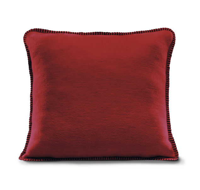 Pure Cushion - Wine Red