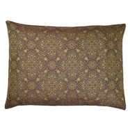 Zantine Housewife Pillowcase Plum & Old Gold