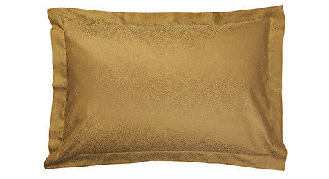 Zantine Gold Oxford Pillowcase
