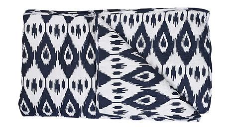 Jodpur navy quilt