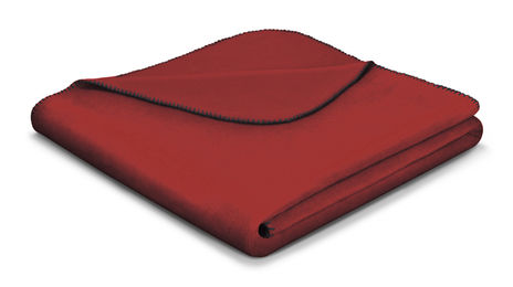 Wine Red Blanket