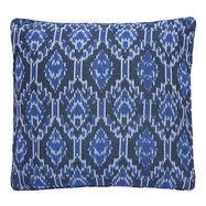 Ikat Blue  Nomads cushion