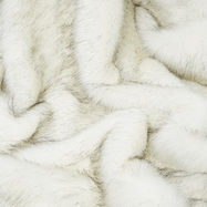 Alaska Faux Fur Throw