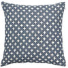Cadi Linen Cushion Blue : Cadi Linen Cushion Blue