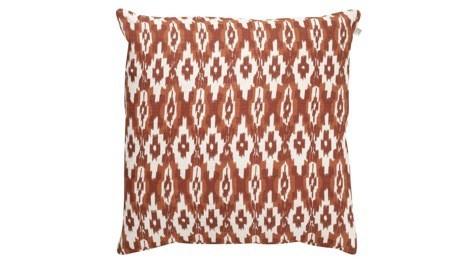 Ikat Delhi cushion