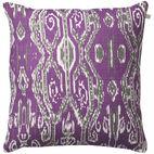 Ikat Madras Purple