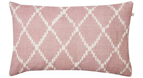 Ikat Kerela on Pink Base