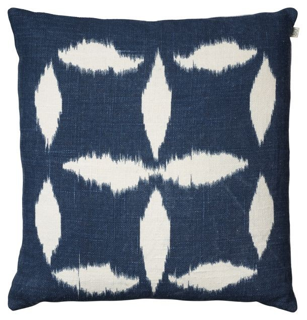 Ikat Tribes - Blue