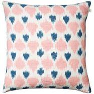 Ikat Assam - Pink & Blue