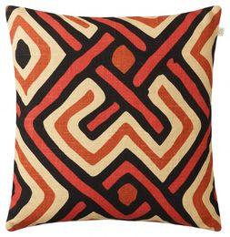 Gujrat - Beige Brown Orange Red