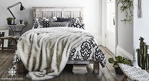 Tribal Theme Bedroom