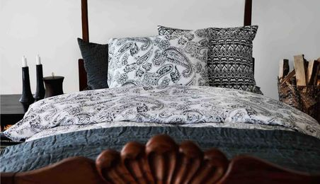Old Paisley Duvet Set