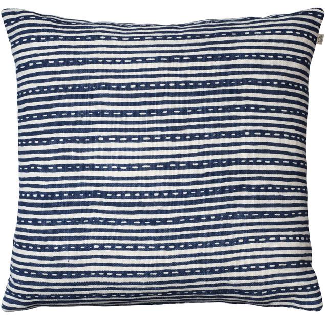 Ravi Blue Linen cushion : Ravi Blue Linen cushion