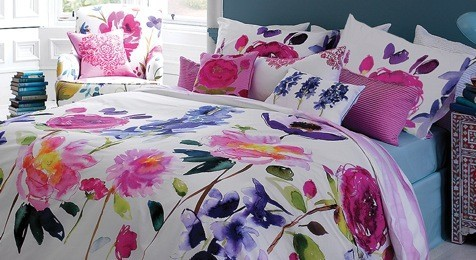 Taransay - Bluebellgray Duvet & Pillowcases