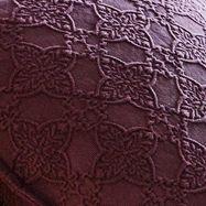 Zantine Deep Plum Cushion